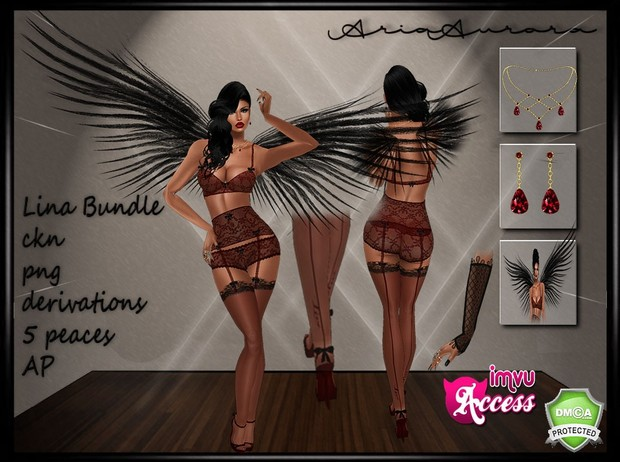 LINA BUNDLE RESELL RIGHT TO 8 PEOPLE!! 1/8