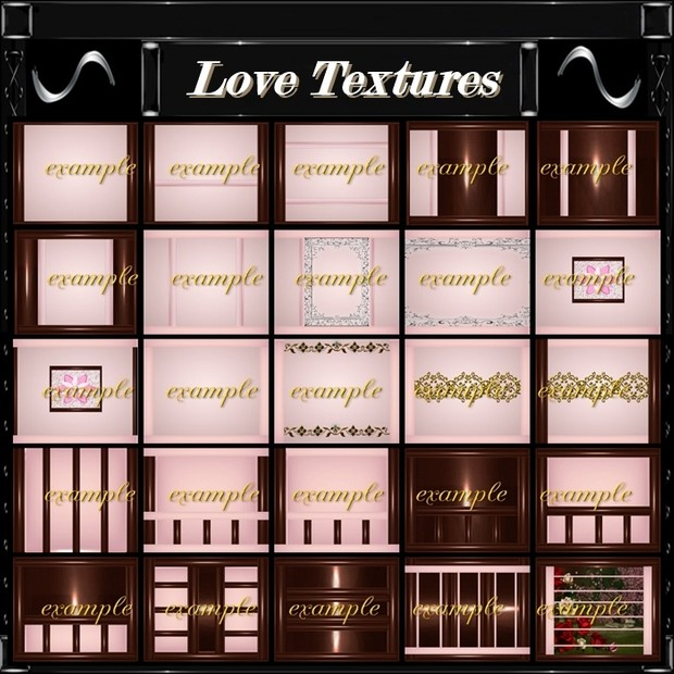 Love Pack 42 Textures