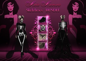 Skelelious Bundle/Resell Right!!