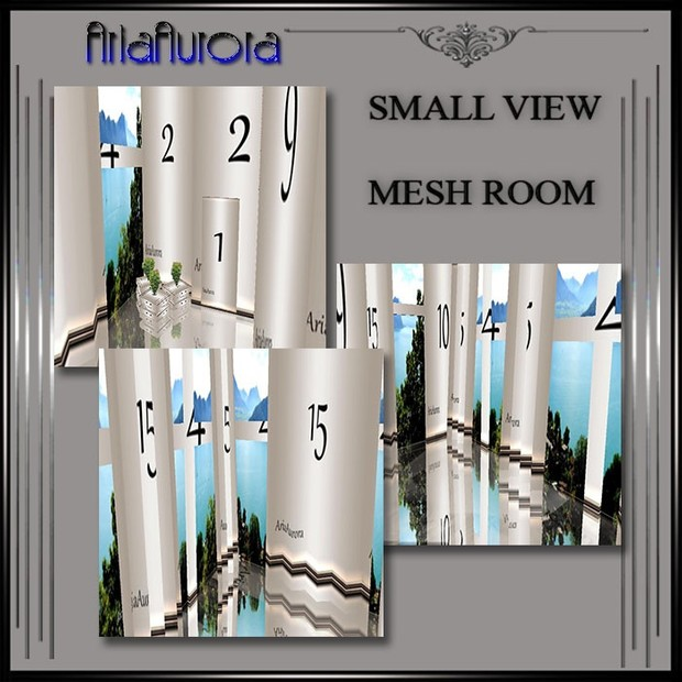 Small View Mesh Room NO Resell!!