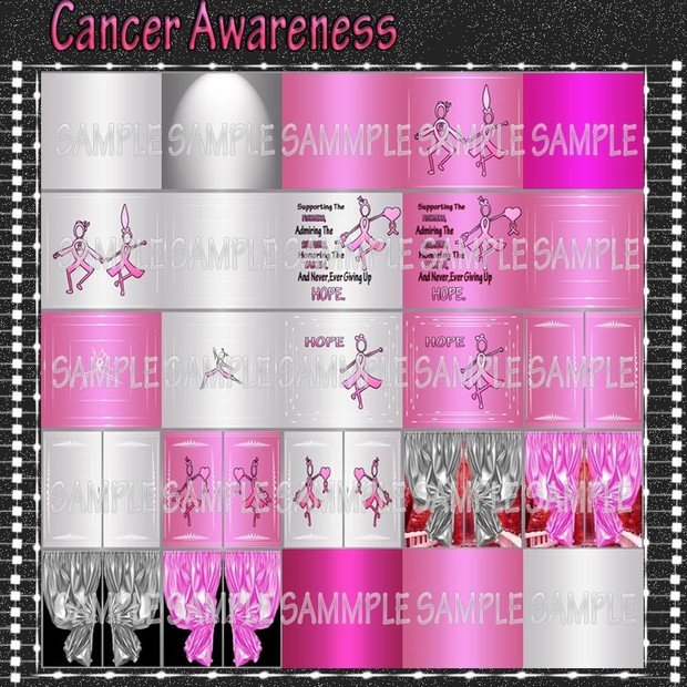 Cancer Awareness FREE NO RESELL