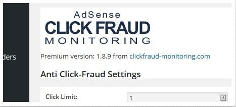 Click Fraud Monitoring V1.9.0 Ultima Version