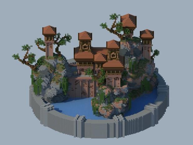 Lakeside Lobby