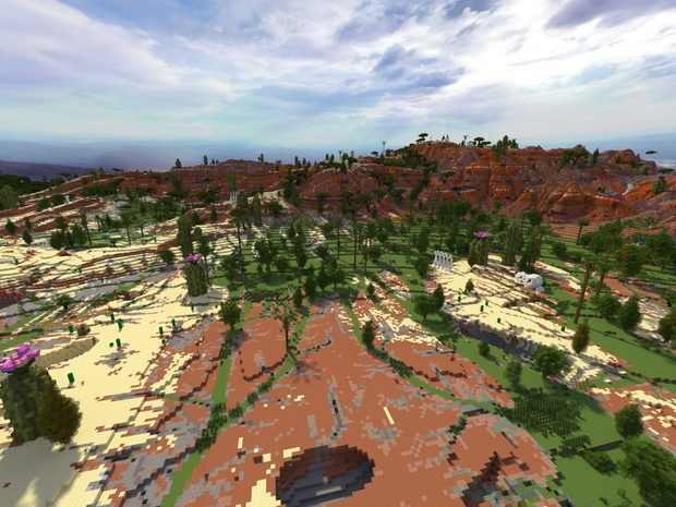 20K factions map