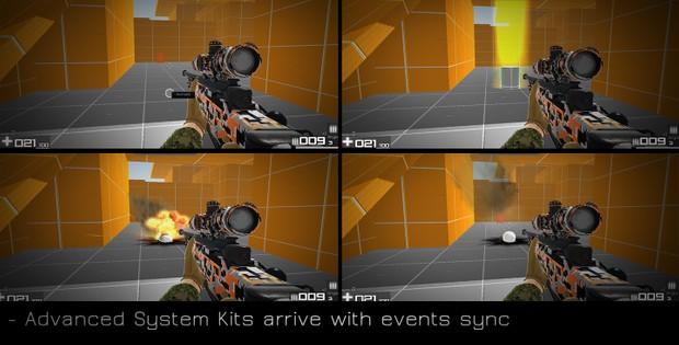 Unity 5 FPS Models Kit