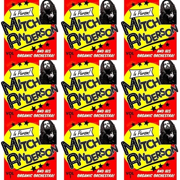 Mitch Anderson Organic Orchestra (Live) Vol One