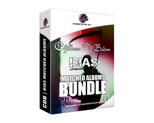 Children Of Bodom BIAS Albums Matched BUNDLE