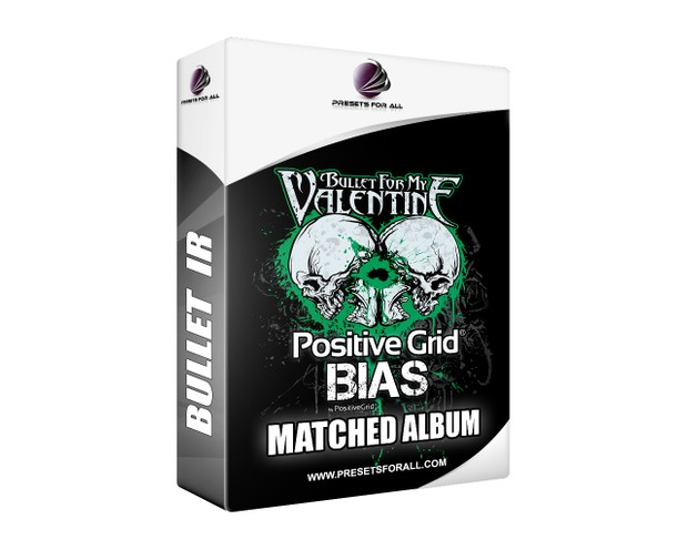 Bullet For My Valentine - BIAS Album Matched BUNDLE