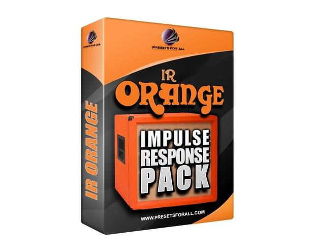 IR ORANGE - Guitar Impulse Response Pack