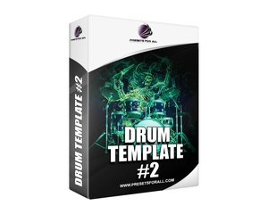 Drum Template #2