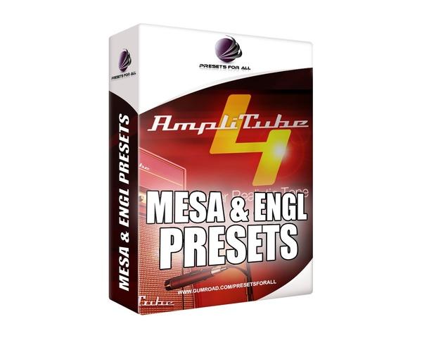 MESA & ENGL Presets Pack   Amplitube 4
