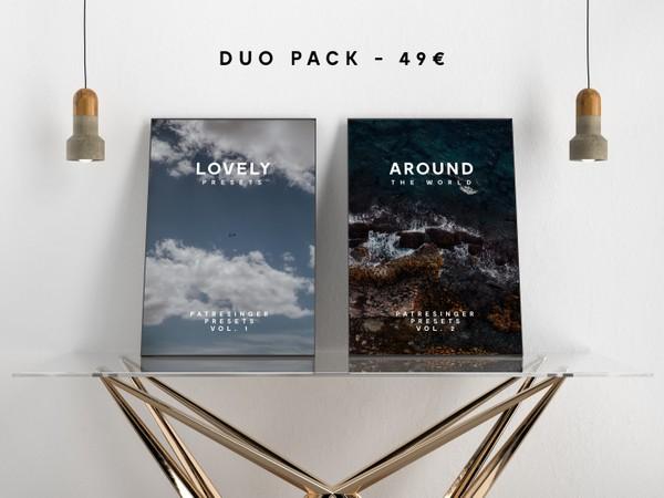 Duo Pack - Vol. 1 + 2