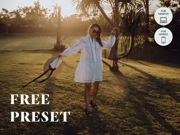 Freebie Preset