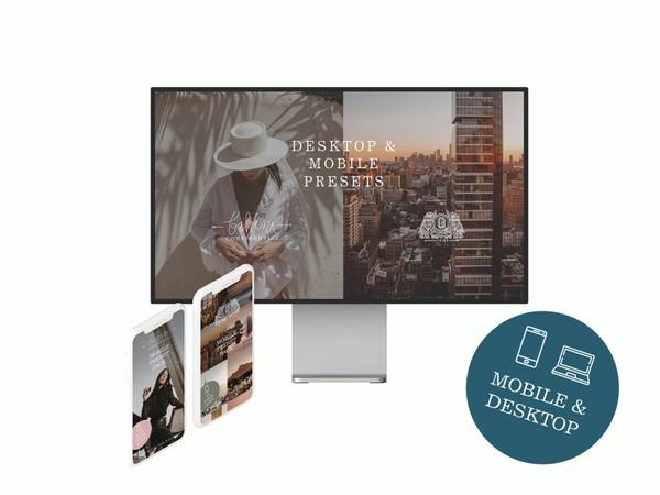 Vicky Heiler & patresinger - Big Pack - Desktop & Mobile Presets