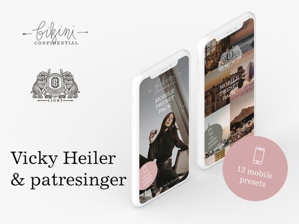 Vicky Heiler & patresinger - Mobile Presets