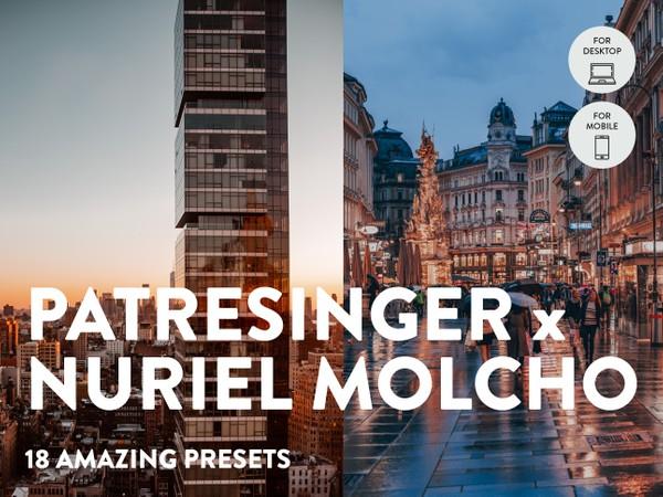 Patresinger x Nuriel Molcho