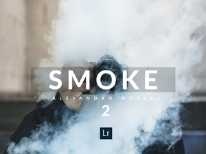 SMOKE LIGHTROOM PRESET