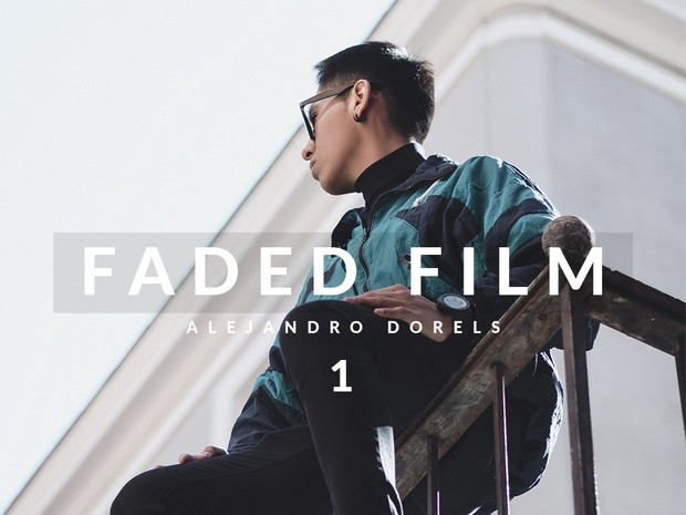 FADED FILM LIGHTROOM PRESET