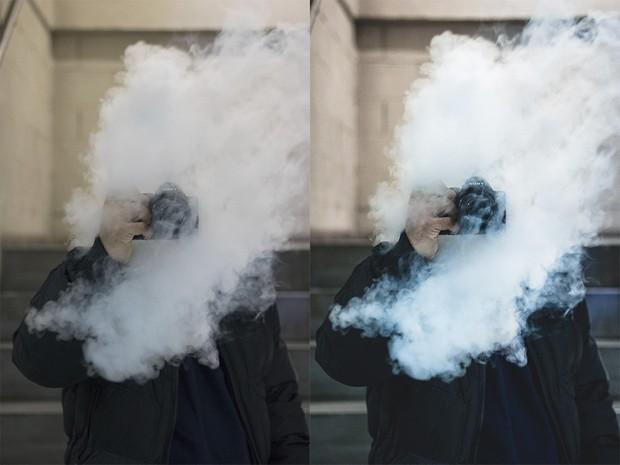 SMOKE LIGHTROOM PRESET