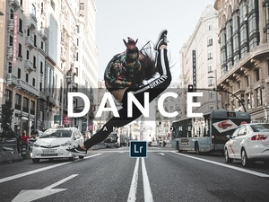 DANCE LIGHTROOM PRESETS
