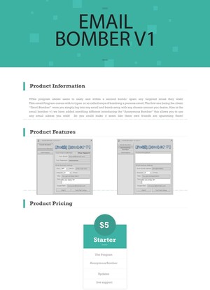 ~EMAIL BOMBER V1~ [Anonymous Emails]~