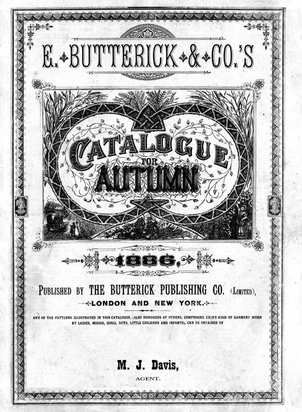 1886 pattern catalog reprint