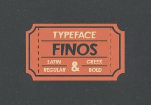Finos Font