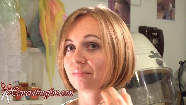 Kelly's Bob Haircut - VOD Digital Video on Demand