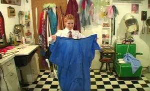 Kat's Tie and Salon Cape Fun - VOD Digital Video on Demand