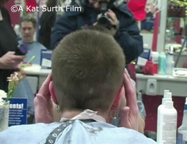 Kat's Flat Top Haircut at Great Clips Hair Salon - VOD Digital Video on Demand