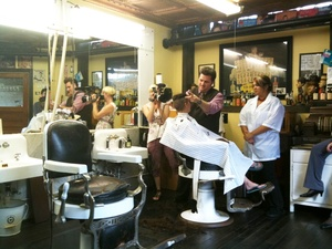 940 Photos of Jana Goes to the Barbershop