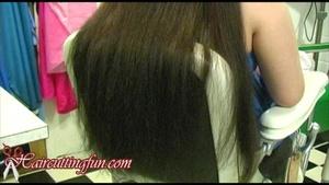 Kristen's Bob Haircut - VOD Digital Video on Demand