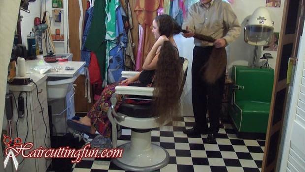 Nikkis Emotional Bob Haircut - VOD Digital Video on Demand