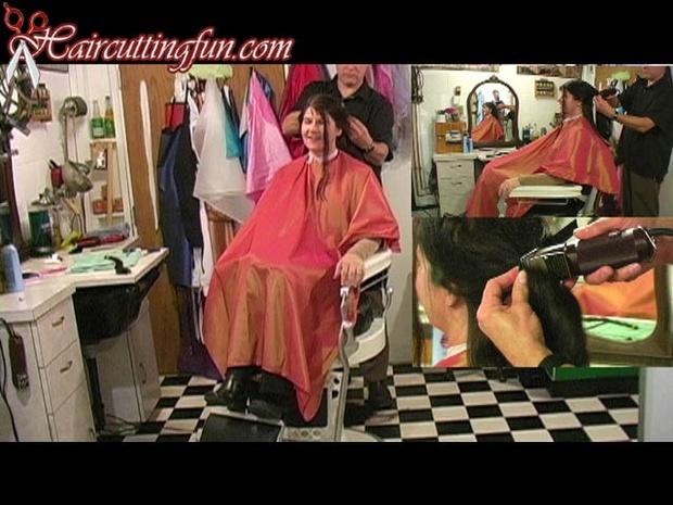 Pat's Mullet Haircut - VOD Digital Video on Demand