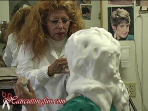 Leah's Foam Perm in a Beauty Salon - VOD Digital Video on Demand