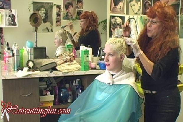 Kat's Bleach at Carmen's Salon - VOD video download