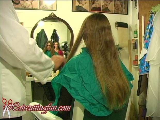 Tricia's Boys Haircut and Highlights & Michelle's Pixie Haircut - Digital Video on Demand VOD