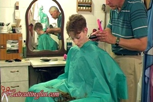 Kristen Jones' Pixie Haircut - VOD Digital Video on Demand