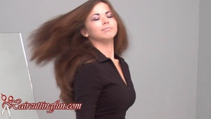 Kseniya's Bob Haircut - VOD Video on Demand
