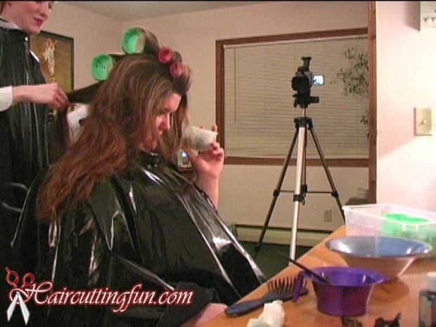 Trish Highlights Kat's Pink and Blue - VOD Digital Video on Demand