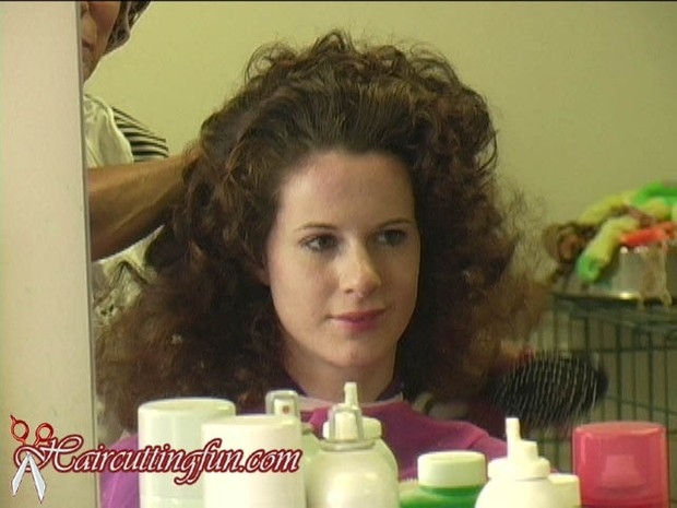 Giselle's Spiral Foam Perm and Dryer Time Set - VOD Digital Video on Demand