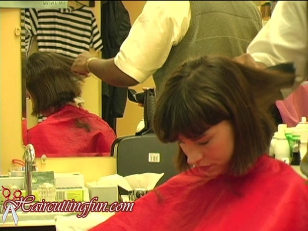 Too Hot For Hair Show - 2 Head Shaving and 2 Bob Haircuts - Digital Video Download VOD
