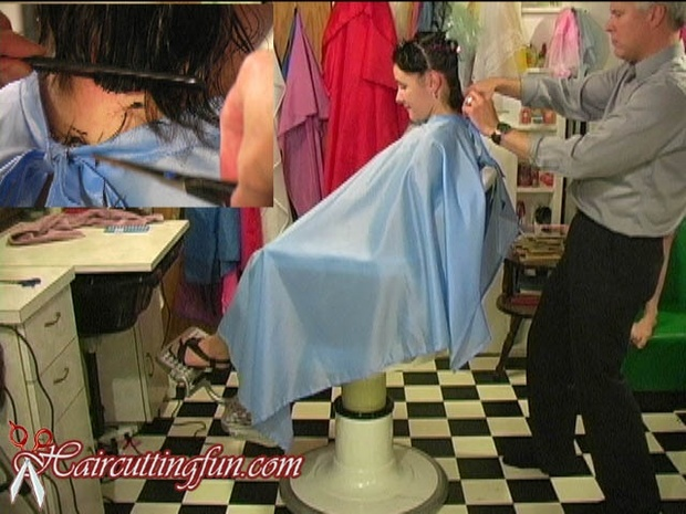 Amanda's Pageboy Haircut - VOD - Video on Demand - Download