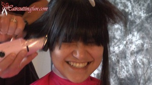 Art of Roxanne's Clippered Undercut Haircut - VOD Digital Video on Demand