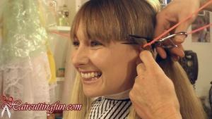 Dawn's Brushcut Haircut - VOD Digital Video on Demand