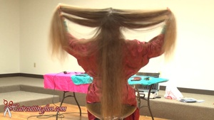 Renita's Very Long Hair to Bob Haircut - VOD, video on demand, digital video