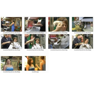 Eva's Barbershop Pixie Haircut - VOD Digital Video on Demand