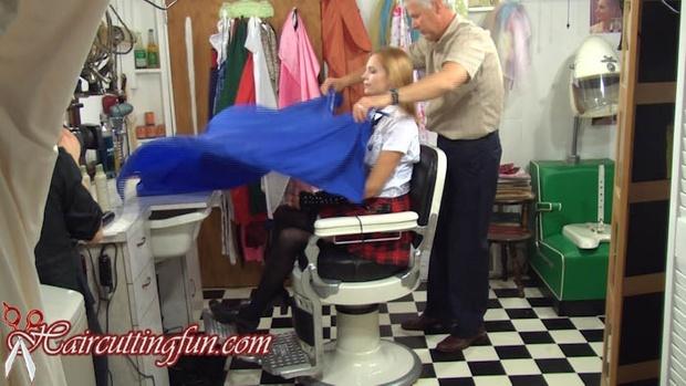 Billie's Ivy League Haircut and Clipper Cut - VOD Digital Video on Demand