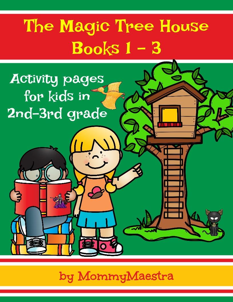 the magic treehouse books pdf