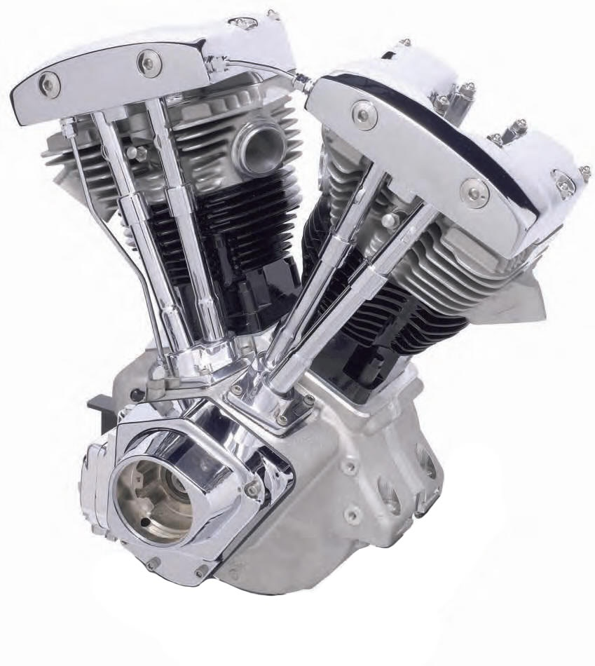 Rebuilding shovelhead Engine Manual